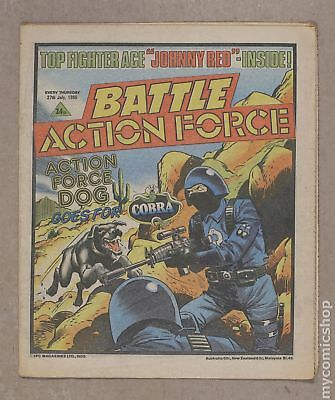 Battle Picture Weekly (UK) #850727 1985 FN+ 6.5