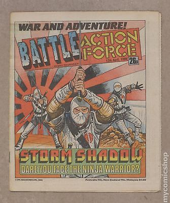 Battle Picture Weekly (UK) #860412 1986 FN/VF 7.0