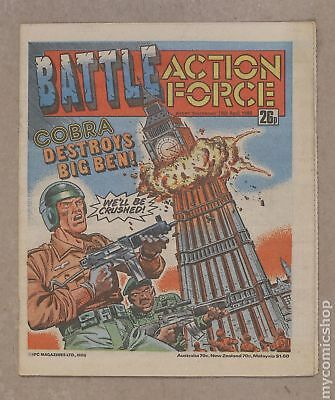 Battle Picture Weekly (UK) #860419 1986 FN/VF 7.0