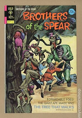 Brothers of the Spear (Gold Key) #7 1973 VF+ 8.5