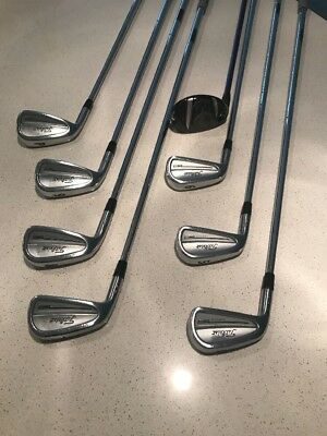 Titleist 714 CB Irons Left Handed Iron Set 4-PW