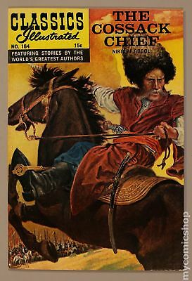 Classics Illustrated 164 The Cossack Chief #1 1961 FN- 5.5
