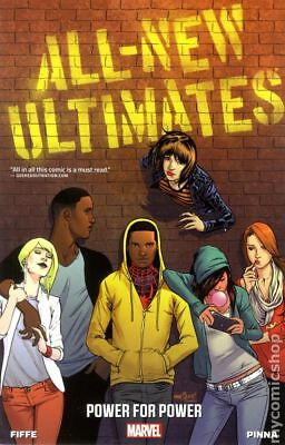 All New Ultimates TPB (Marvel) #1-1ST 2014 FN Stock Image