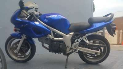 2003 Suzuki SV650S  LAMS New Rego Priced to SELL!!