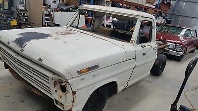 FORD 1969 F100 Pickup, suit hotrod, Rat rod chev holden muscle car