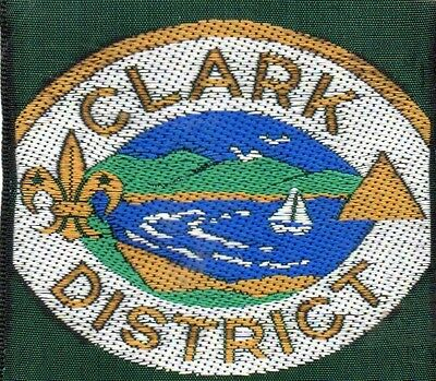 Qld Scout Badge  Clark