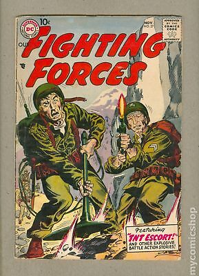 Our Fighting Forces #27 1957 GD/VG 3.0