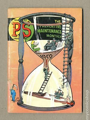 PS The Preventive Maintenance Monthly #85 1960 GD+ 2.5
