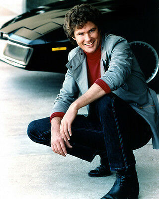 David Hasselhoff Movie Photo [S274592] Size Choice