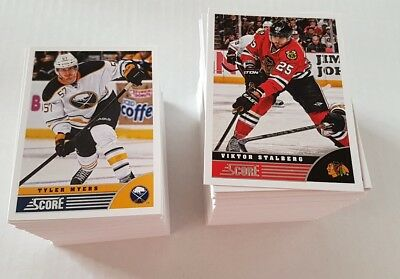 2013-14 Score Hockey Base 1-550 Complete Your Set Pick 20 For 1$