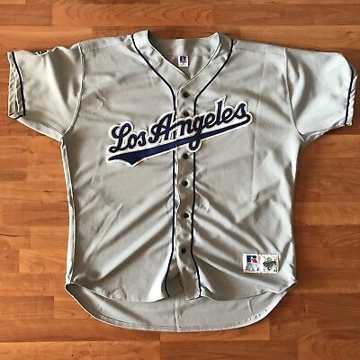 Russell Athletic Los Angeles Dodgers Trikot XXL MLB (auswärts)