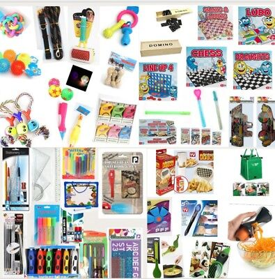Job Lot , Market Traders, Carboots, Pets ,Toys Gifts Mixed Job Lot 20 Items New