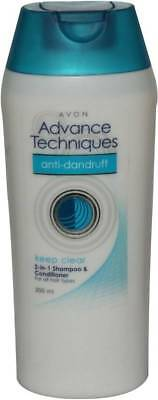 Avon advance techniques 2 in 1 Anti dandruff shampoo & Conditioner  (200 ml)
