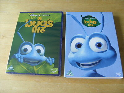 DVD - Disney/Pixar A BUGS LIFE (DVD, 2001) - O RING CASE - BRAND NEW SEALED