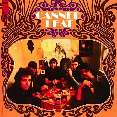Canned Heat Canned Heat LP, Album, RE, 180 Liberty - none Italy 2016 NM/NM