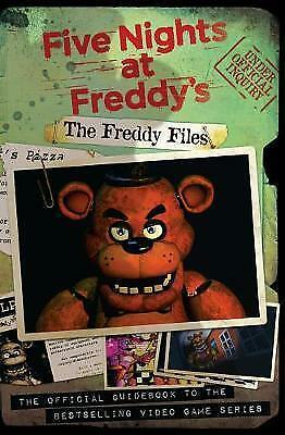 The Freddy Files (Five Nights at Freddy's) by Cawthon, Scott | Paperback Book |
