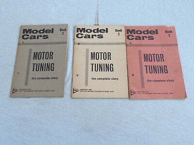 Model Cars Motor Tuning Slotcar Slotracing Vintage Book Dan Glimne 1970 Rennbahn