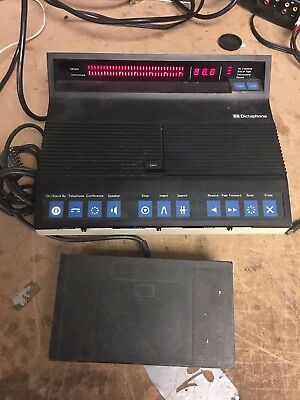 SONY TRANSCRIPTION MACHINE BI-85 Standard Cassette Transcribing
