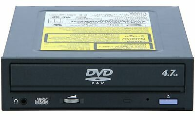 IBM - 2623 - 4.7GB SCSI-2 DVD-RAM Drive (Black Bezel)