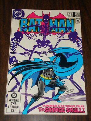 Batman #360 Dc Comics Dark Knight Nice Condition June 1983