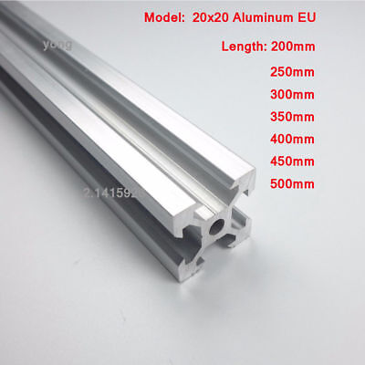 2020 Aluminium Extrusion Slot 6 Profile 20mm x 20mm - 3D Printer & CNC - 20x20mm