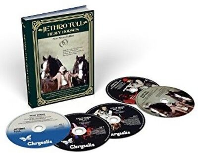 Jethro Tull - Heavy Horses (new Shoes Edition) [New CD] With DVD