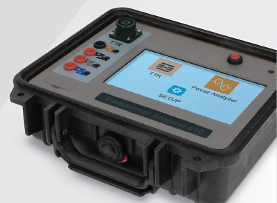 TEKON610 Transformer Analyzer with standard accessory Made in Korea