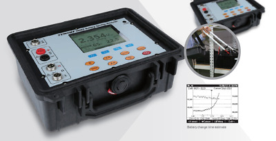 TEKON950A Battery Quality Analyzer with standard accessory Made in Korea