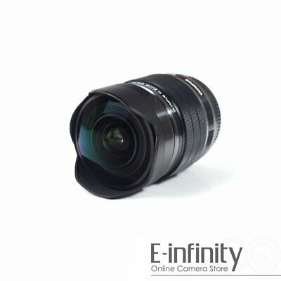 NEW Olympus M.ZUIKO Digital ED 8mm f/1.8 Fisheye PRO Lens