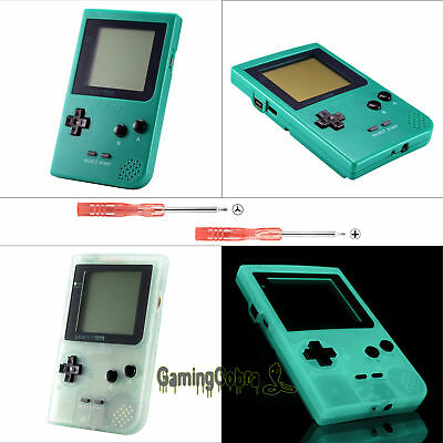 Full Set Housing Shell Case Kit For Gameboy Pocket Nintendo Game Boy Pocket GBP