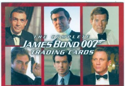 James Bond The Complete Promo Card P2