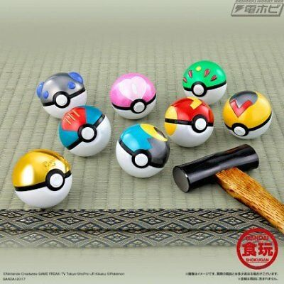 Pokemon BANDAI ball collection SPECIAL02 premium limited