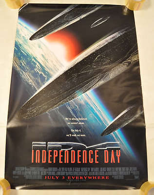 Independence Day Style B Original Movie Poster 1996 27 x 40