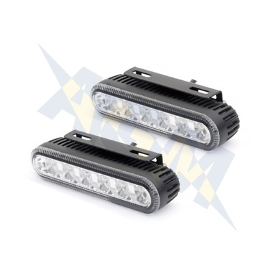 Signal Stat SS/12003 PAIR OF LED SLIM LINE WARNING LAMPS 12-24V Equiv to ED5000A