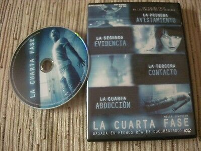 LA CUARTA FASE - The Fourth Kind (The 4th Kind) - EUR 6,95 | PicClick FR