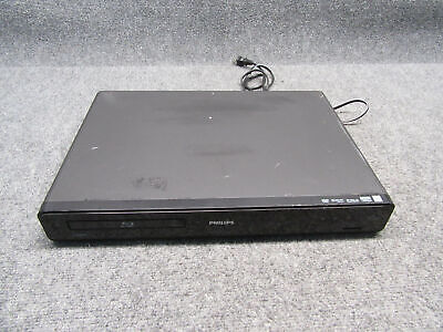Philips BDP5005 22 Watt Blu-Ray DVD Player *Tested Working*