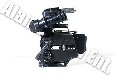 Used Arriflex BL4 4-Perf Anamorphic Camera Body #35923
