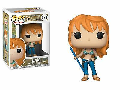 Funko Pop Animation: One Piece - Nami Vinyl Action Figure