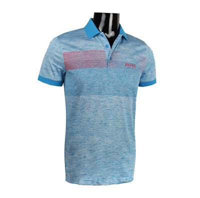 e944e32e3 HUGO BOSS MEN'S Paddy Pro 5 50382192 Polo Golf Shirt s m l xl 2xl ...