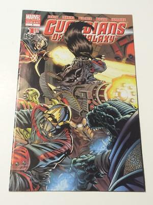 Guardians of the Galaxy #1 (2008) 2nd print variant VF Marvel Comics