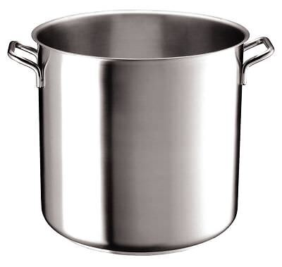 Brigade Complete Stainless Steel Stock Pot; Capacity (Qt.): 17-1/2 - 8442-60/28