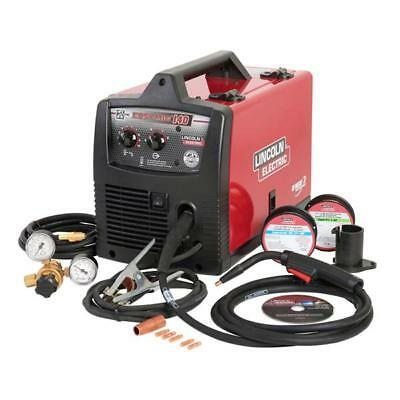 Lincoln Electric K2697-1 Easy-MIG 140 Compact Wire Welder, 120V AC