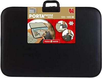 Puzzle Mates Portapuzzle Deluxe 1000 Piece Jumbo Jigsaw Board Storage Mat Case