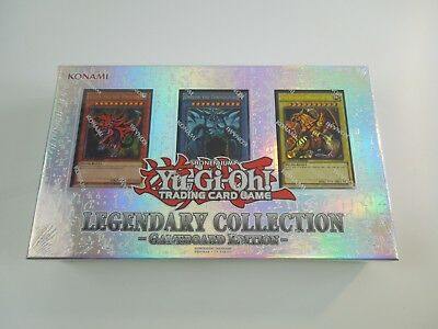 Yugioh Legendary Collection 1 Gameboard Edition EN NEU OVP