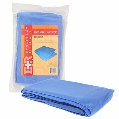 """Ever Ready First Aid Sterile Burn Sheet Blanket - 60"""" x 90"""""""