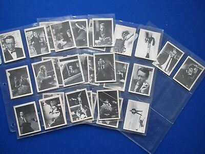 Somportex ' Dangerman '   Bubblegum Cards   * Choose The One's You Need *  1966