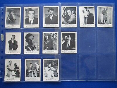 Somportex ' James Bond '   Bubblegum Cards   * Choose The One's You Need *  1966