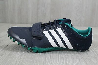 separation shoes 3a440 80fcf 26 Adidas Blue White Running Adizero Prime Accelerator Spikes S78629  8.5-12.5