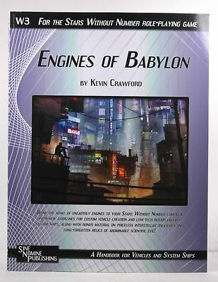 Engines of Babylon (Stars Without Number) Kevin Crawford Stars Without Number Si