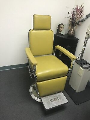 Reliance exam chair model probably 980 and reliance stand model 7750 and stool